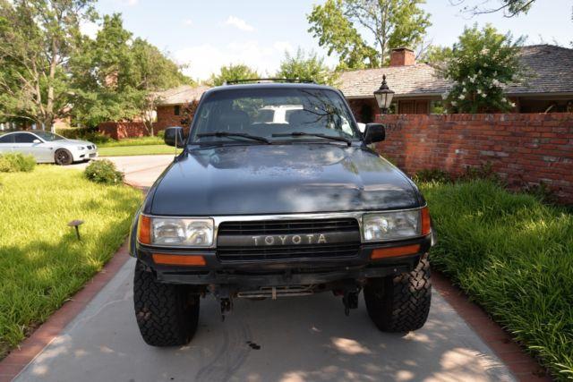 1993 Toyota Land Cruiser Fzj80 Lifted