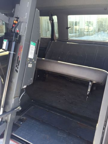 1994 94 plymouth grand voyager handicap accessible mini for Wheelchair accessible homes for sale near me