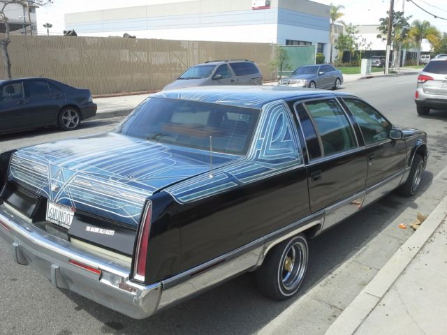 1994 cadillac fleetwood lowrider vehicles markets com