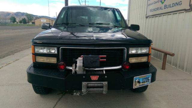 1994 gmc 2500 4x4