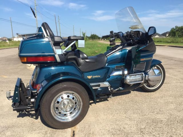 1994 Honda Goldwing Aspencade Voyager Trike Kit Removable ...