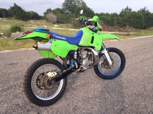 Kawasaki Kdx Tires