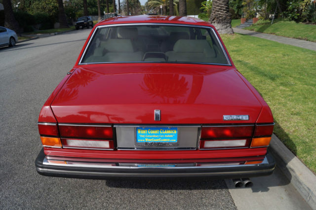 1994 Silver Spur Iii With 23k Original Miles In Striking