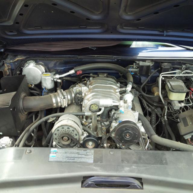 1995 Chevrolet C3500 Crew Dually