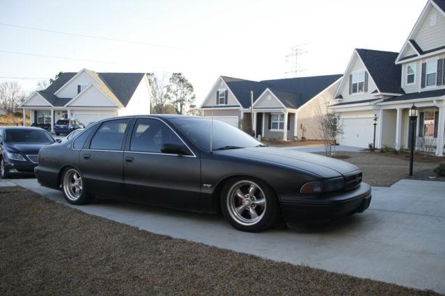 96 Impala Ss 383 Stroker 94 Impala Ss 383 Lt4 With