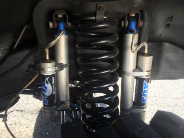 1995 Ford Bronco Spindle : Ford bronco xlt straight axle conversion quot lift