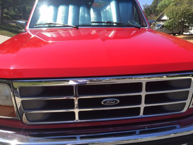 1995 Ford F150 For Sale >> 1995 Ford F150, Short Bed, Regular Cab, 4x4