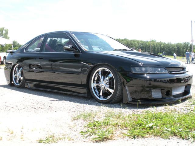 1995 Honda Accord Custom Show Car Slammed Air Ride Sound