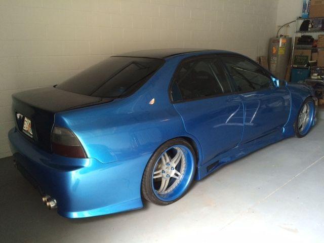 1995 Honda Accord Ex Sedan 4 Door Modified Boosted Show Car