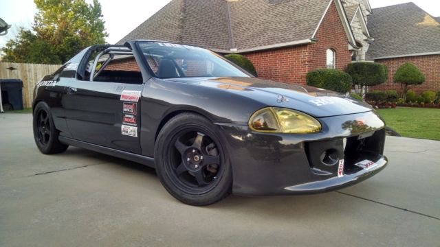 1995 honda del sol vtec scca track car jdm eg2 autocross hpde hdp ita its nasa. Black Bedroom Furniture Sets. Home Design Ideas