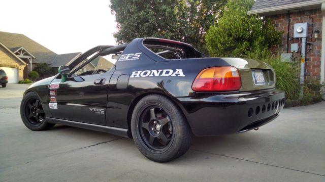 1995 honda del sol vtec scca track car jdm eg2 autocross hpde hdp ita its nasa. Black Bedroom Furniture Sets. Home Design Ideas