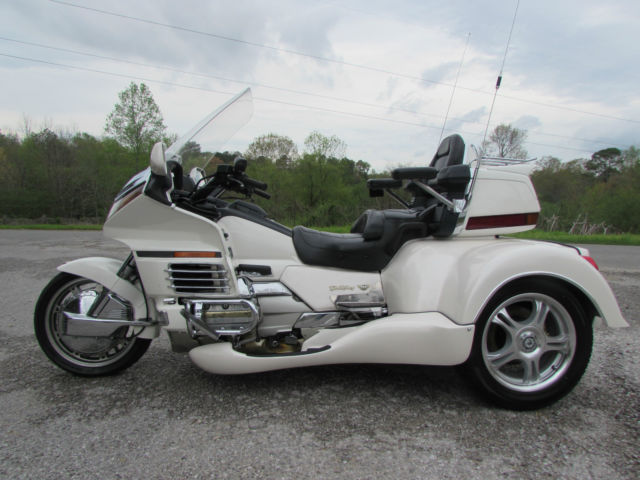 1995 honda goldwing gl1500 se model new roadsmith ht1500 trike. Black Bedroom Furniture Sets. Home Design Ideas