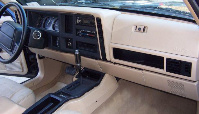 1995 Jeep Cherokee Xj Sport 2 Door Rare 2 Door Sport
