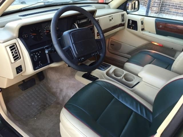 1995 JEEP Grand Cherokee Orvis Edition 1 OWNER