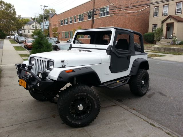 Used Jeep Wrangler Chester >> 1995 Jeep YJ custom like new FULL Restoration