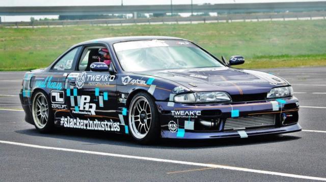 1995 Nissan 240sx Proam Drift Car