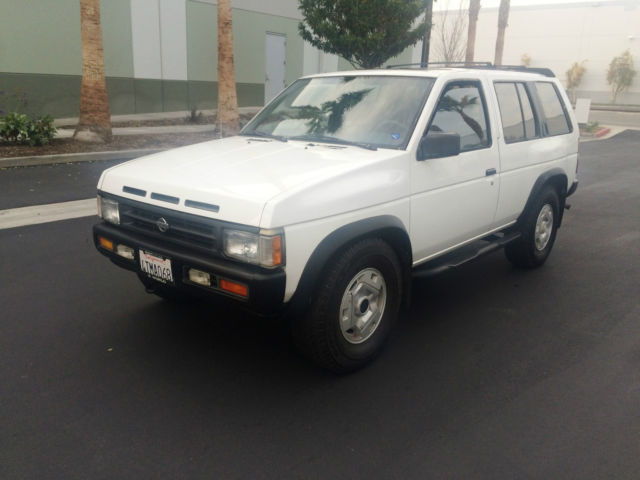 1995 Nissan Pathfinder Se V6 4x4 Fresh Car Donation