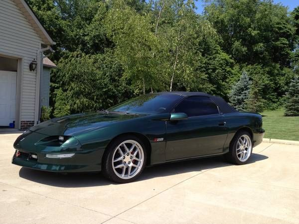 1995 z28 lt1 camaro convertible corvette engine. Black Bedroom Furniture Sets. Home Design Ideas