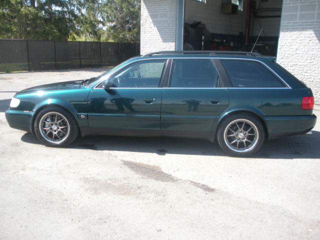 1996 Audi S6 Avant Euro Rep