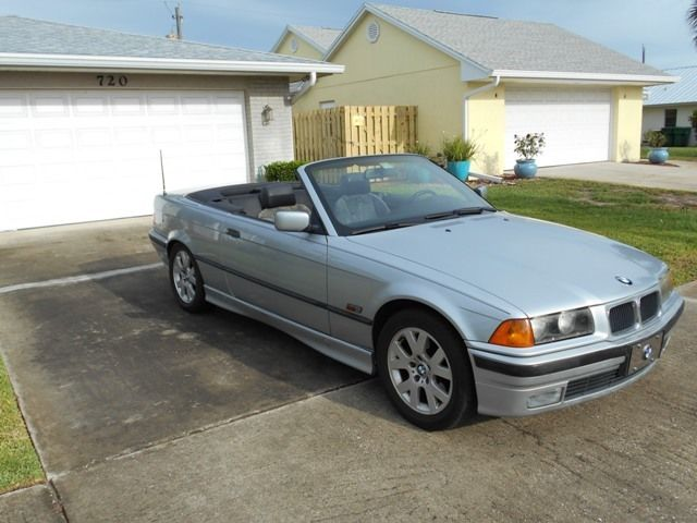 1996 bmw 318i convertible silver 5 speed manual 4 cyl 1 9l engine rh veh markets com