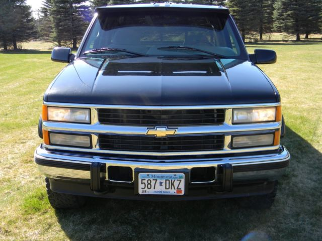 1996 chevrolet 1500 silverado 6 5l detroit turbo diesel. Black Bedroom Furniture Sets. Home Design Ideas