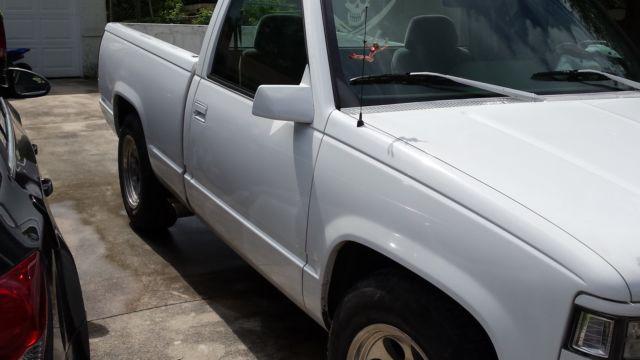 1996 Chevrolet Silverado C K C1500 1500 Gmc Sierra 1995 1997 1998 2 Door Single