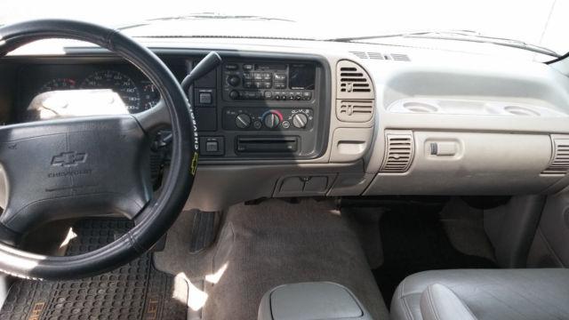 1996 Chevrolet Silverado C K1500 Stepside