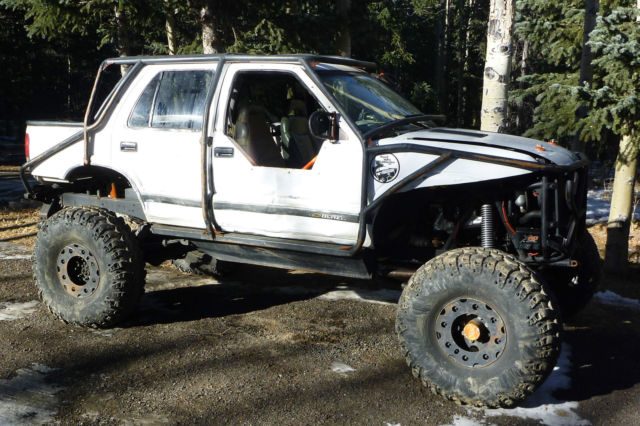 Chevy Rock Crawler : Chevy s blazer rock crawler tons doubler quot tires