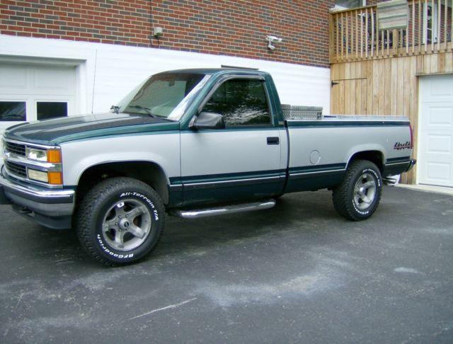 1996 Chevy Silverado 4x4