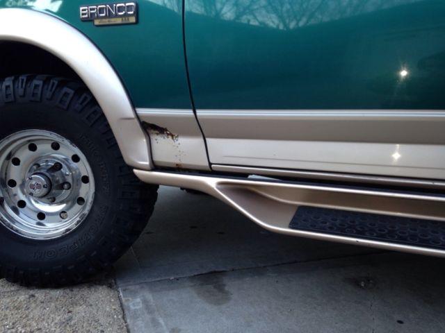 1996 Ford Bronco Eddie Bauer