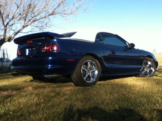 1996 Ford Mustang GT 54L Supercharged Lightning CUSTOM BUILD AWESOME