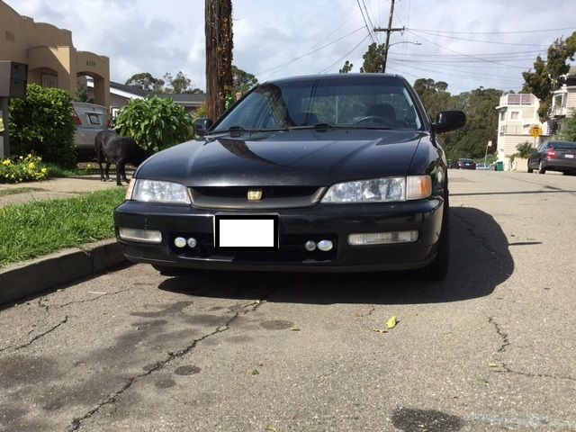 1996 honda accord ex sedan