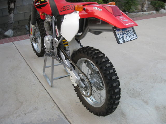Pro Taper Handlebars >> 1996 Honda XR400R Street Legal Dualsport