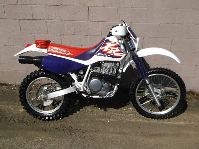 1996 Honda XR600 XR600R Scott Summers Big Bore 600 600R