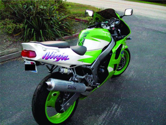 Kawasaki Ninja 1996 Technical Specifications