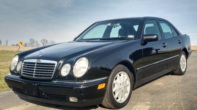1996 mercedes benz e300 diesel 71k miles mint non for Mercedes benz e300 diesel