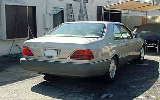1996 mercedes s500 coupe with 105k miles for 1996 mercedes benz s500