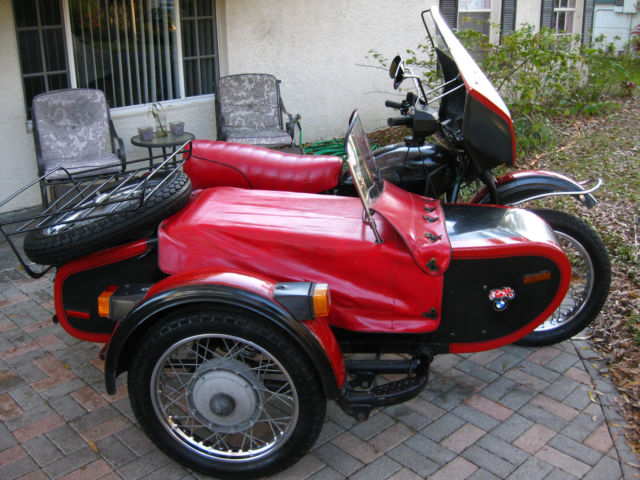 1996 Ural with Sidecar NO RESERVE