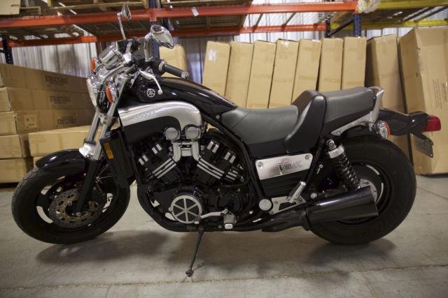 1996 yamaha vmax 1200 rare 136 miles near mint condition for Yamaha motorcycles near me