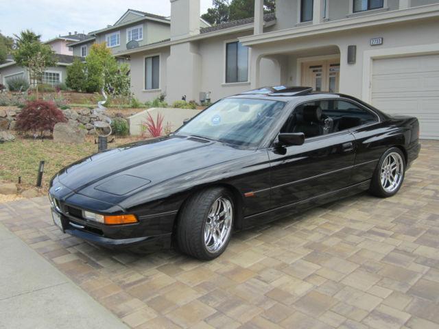 1997 Bmw 8 Series 840ci Movie Hero Car Driven By Jason