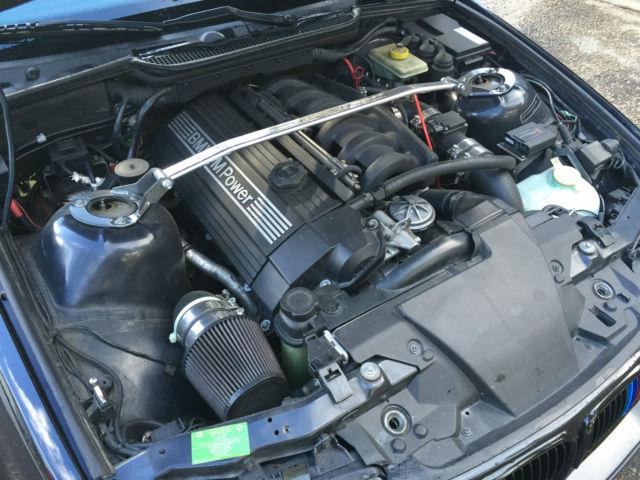1997 BMW M3 Technique Tuning stage 2 turbo  Base Sedan 4-Door 3 2L