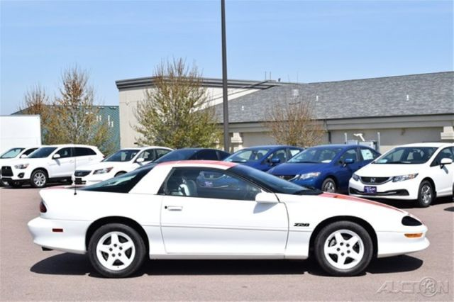 chevy camero lt1 350manual