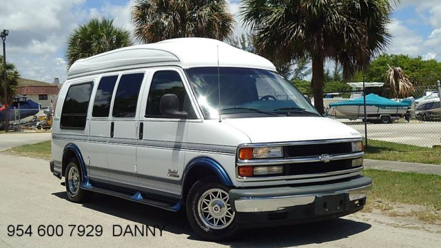 1997 chevy express van