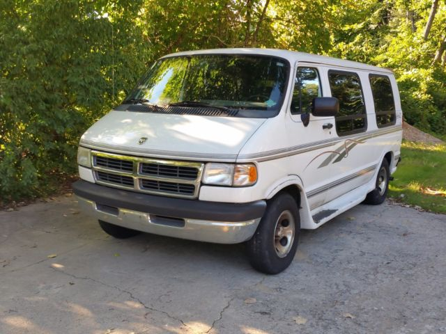 Conversion Van Parts >> 1997 Dodge Ram 2500 Mark Iii Conversion Van For Repair Or
