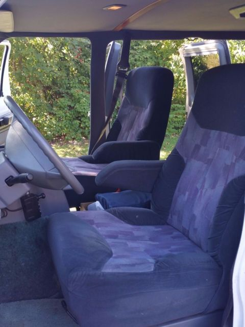 Mark III Conversion Van