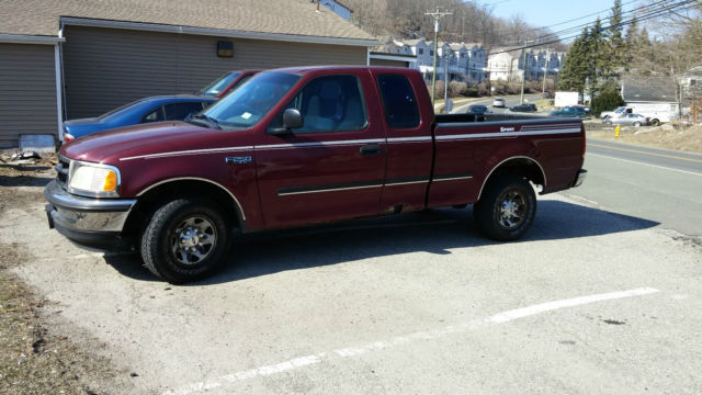 1997 Ford F 250 Xl Extended Cab Pickup 3 Door 4 6l