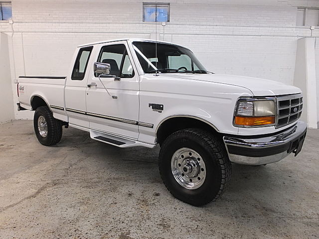 F150 Double Cab >> 1997 FORD F250 7.3 DIESEL 4X4 EXTENDED CAB SHORT BED 1992 1993 1994 1995 1996