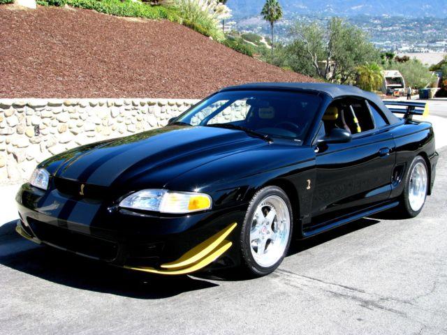 1997 Granatelli Custom Wide Body 6 Speed 427 Cobra Mustang