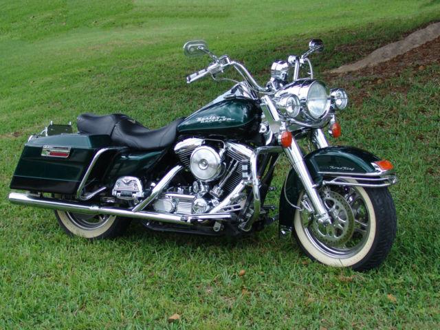 1997 Harley Davidson Road King Efi Custom Stage Ii 6