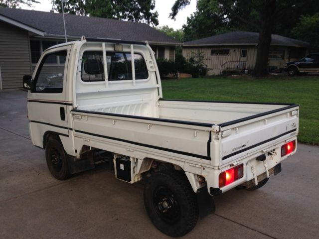 1997 Honda Acty Activity Mini Truck